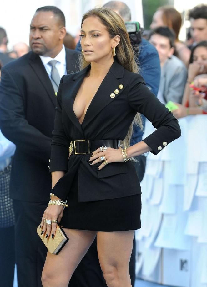 Jennifer Lopez: 2015 MTV Movie Awards -67
