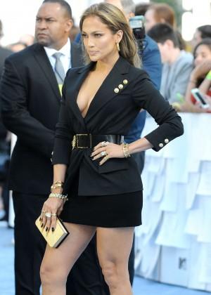 Jennifer Lopez: 2015 MTV Movie Awards -69