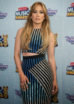 Jennifer Lopez - 2015 Radio Disney Music Awards in LA