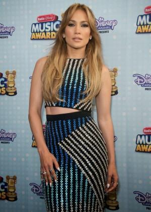 Jennifer Lopez - 2015 Radio Disney Music Awards in LA