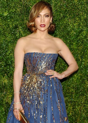 Jennifer Lopez - 2015 Tony Awards in New York