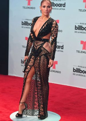 Jennifer Lopez 2017 Billboard Latin Music Awards In