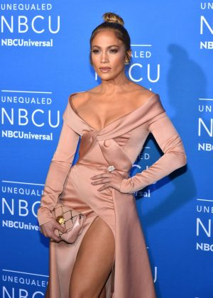 Jennifer Lopez - 2017 NBCUniversal Upfront Presentation in New York