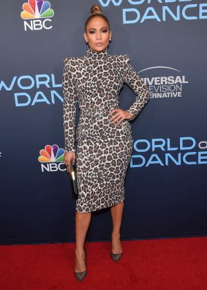 Jennifer Lopez - 2018 FYC Event for NBC's 'World Of Dance' in North Hollywood