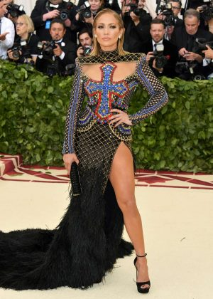 Jennifer Lopez - 2018 MET Gala in NYC