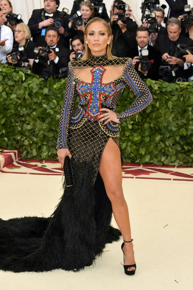 Jennifer Lopez - 2018 MET Gala in NYC