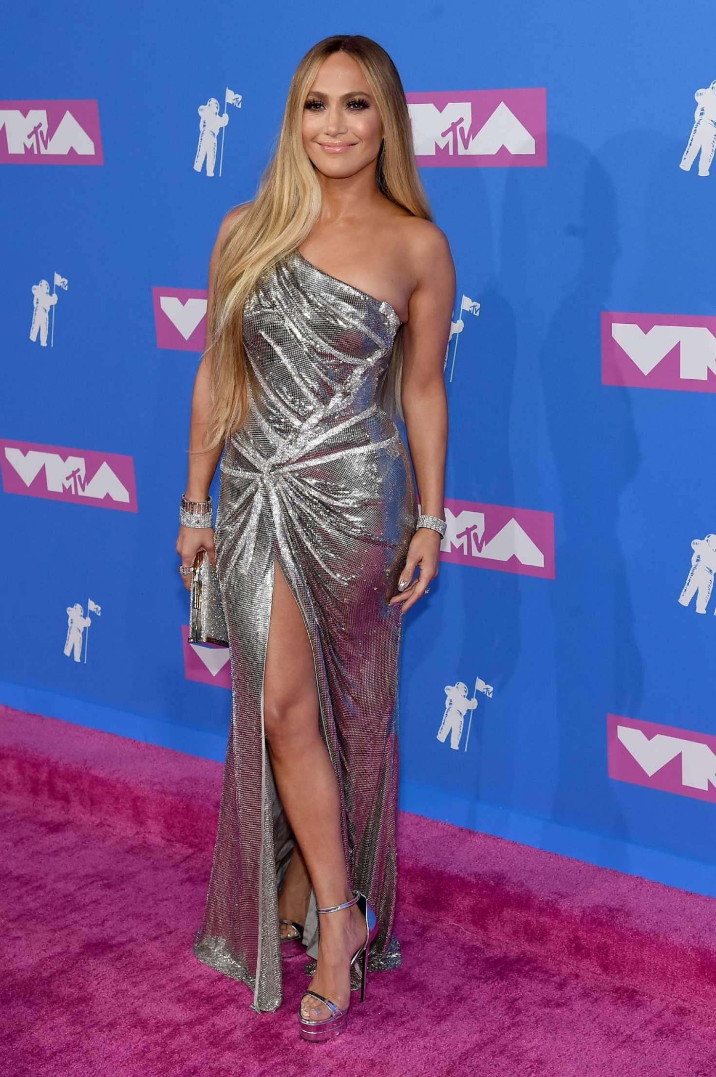 Jennifer Lopez 2018 Mtv Video Music Awards In New York