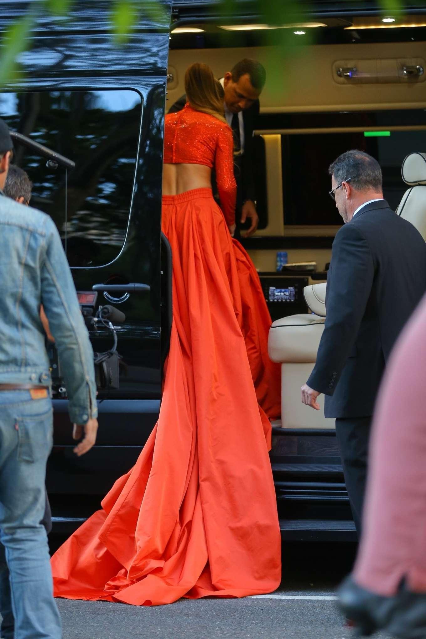 Jennifer Lopez - 2019 CFDA Fashion Awards in NYC