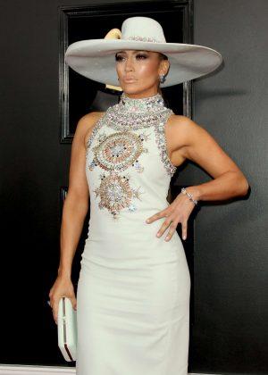 Jennifer Lopez - 2019 Grammy Awards in Los Angeles
