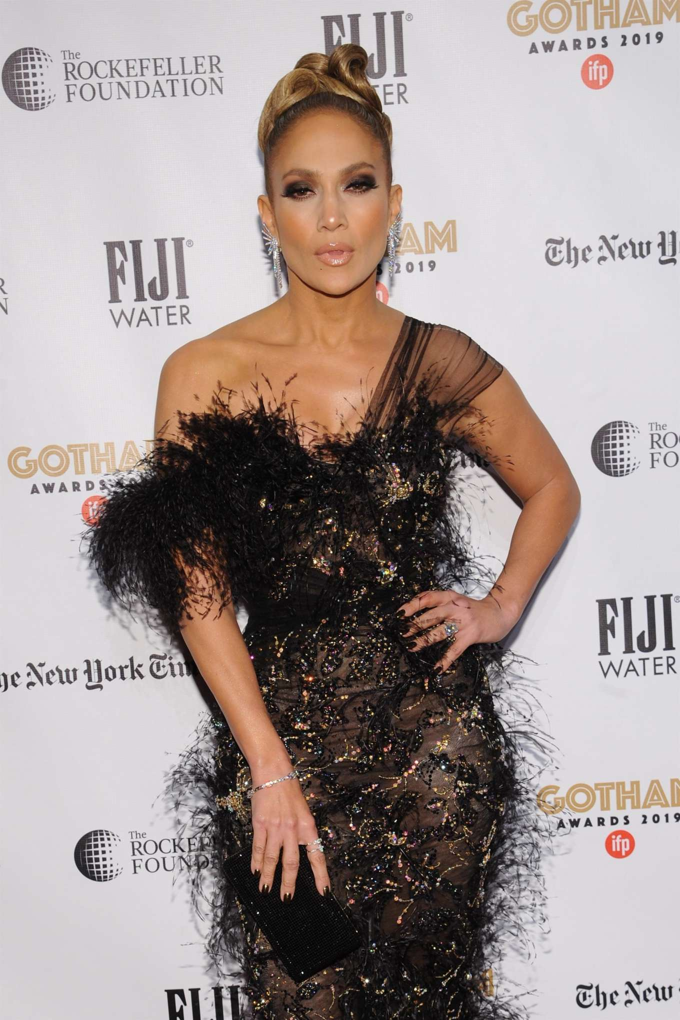 Jennifer Lopez - 2019 IFP Gotham Awards in NYC
