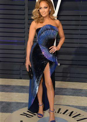 Jennifer Lopez - 2019 Vanity Fair Oscar Party in Beverly Hills