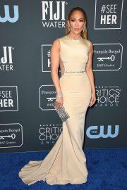 Jennifer Lopez - 2020 Critics Choice Awards in Santa Monica