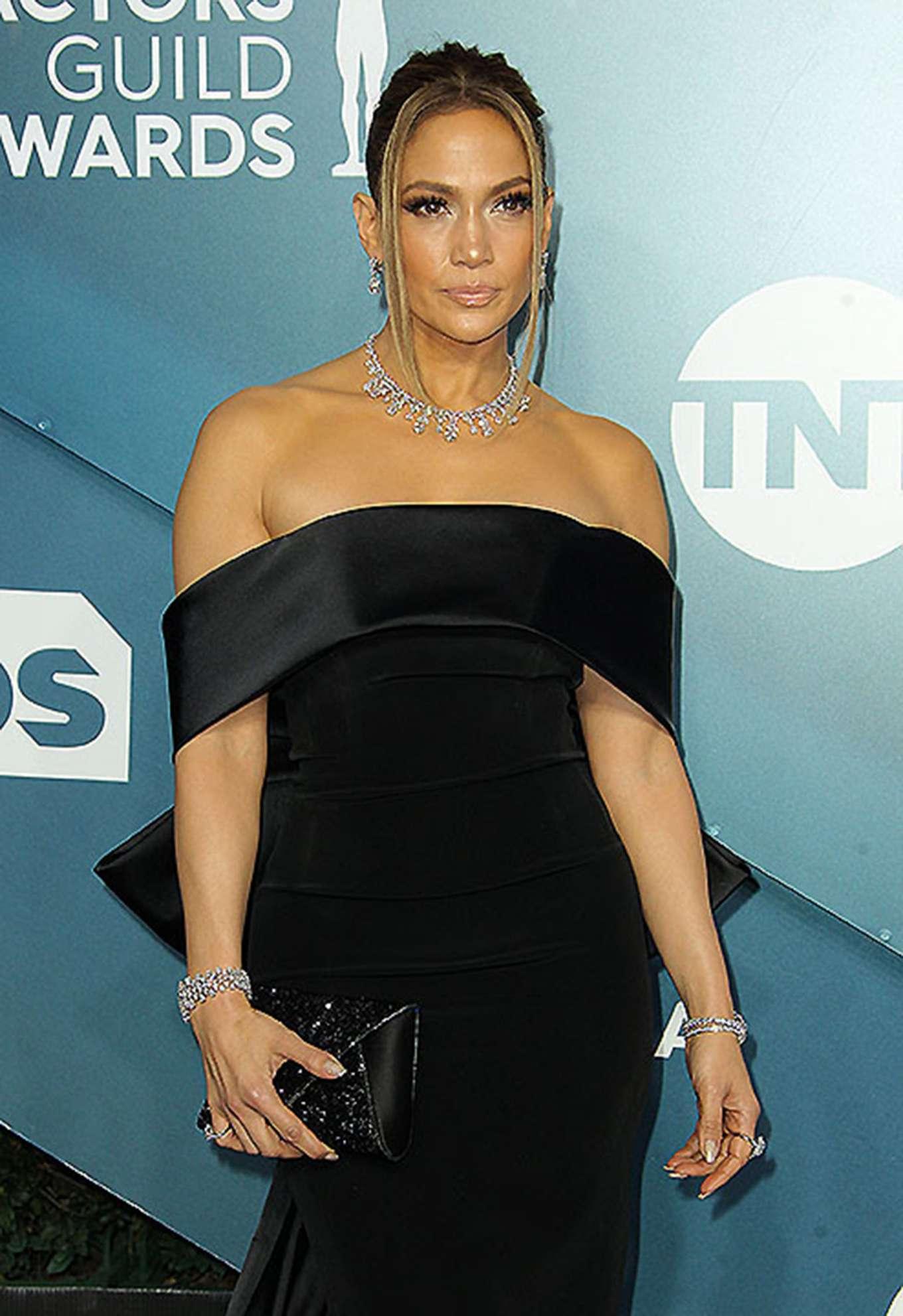 Jennifer Lopez - 2020 Screen Actors Guild Awards in Los Angeles