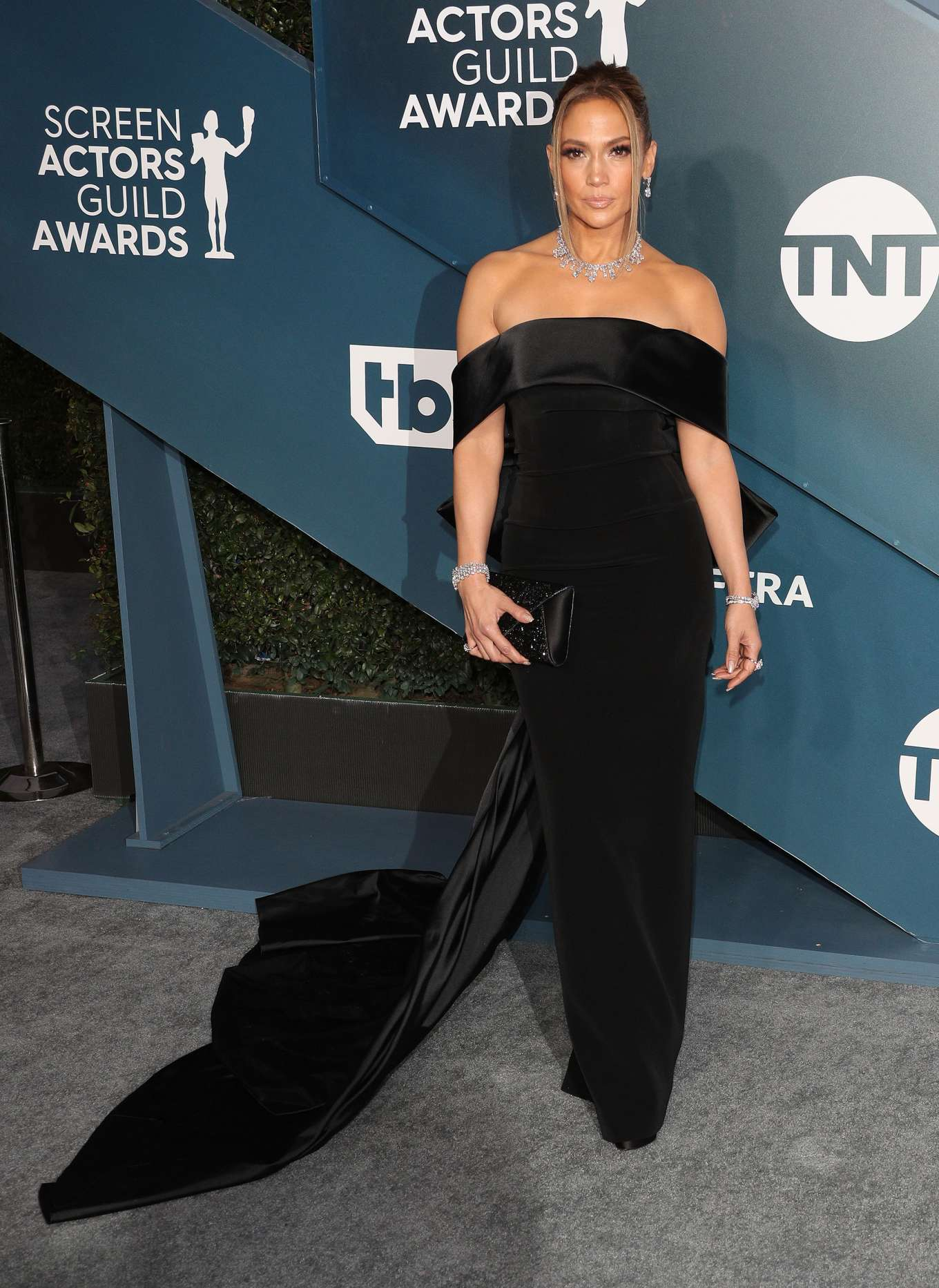 Jennifer Lopez 2020 : Jennifer Lopez – 2020 Screen Actors Guild Awards-07