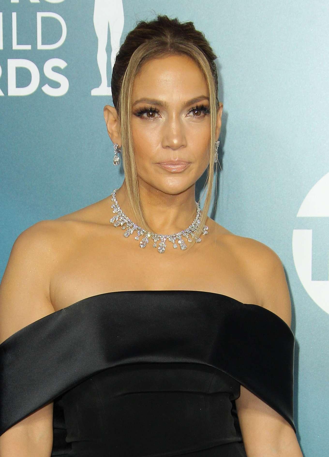 Jennifer Lopez 2020 : Jennifer Lopez – 2020 Screen Actors Guild Awards-17