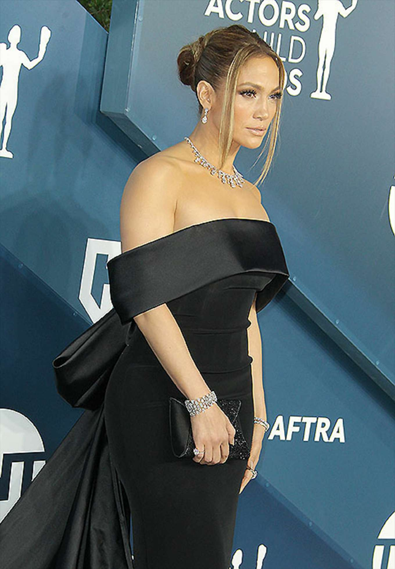 Jennifer Lopez 2020 : Jennifer Lopez – 2020 Screen Actors Guild Awards-22