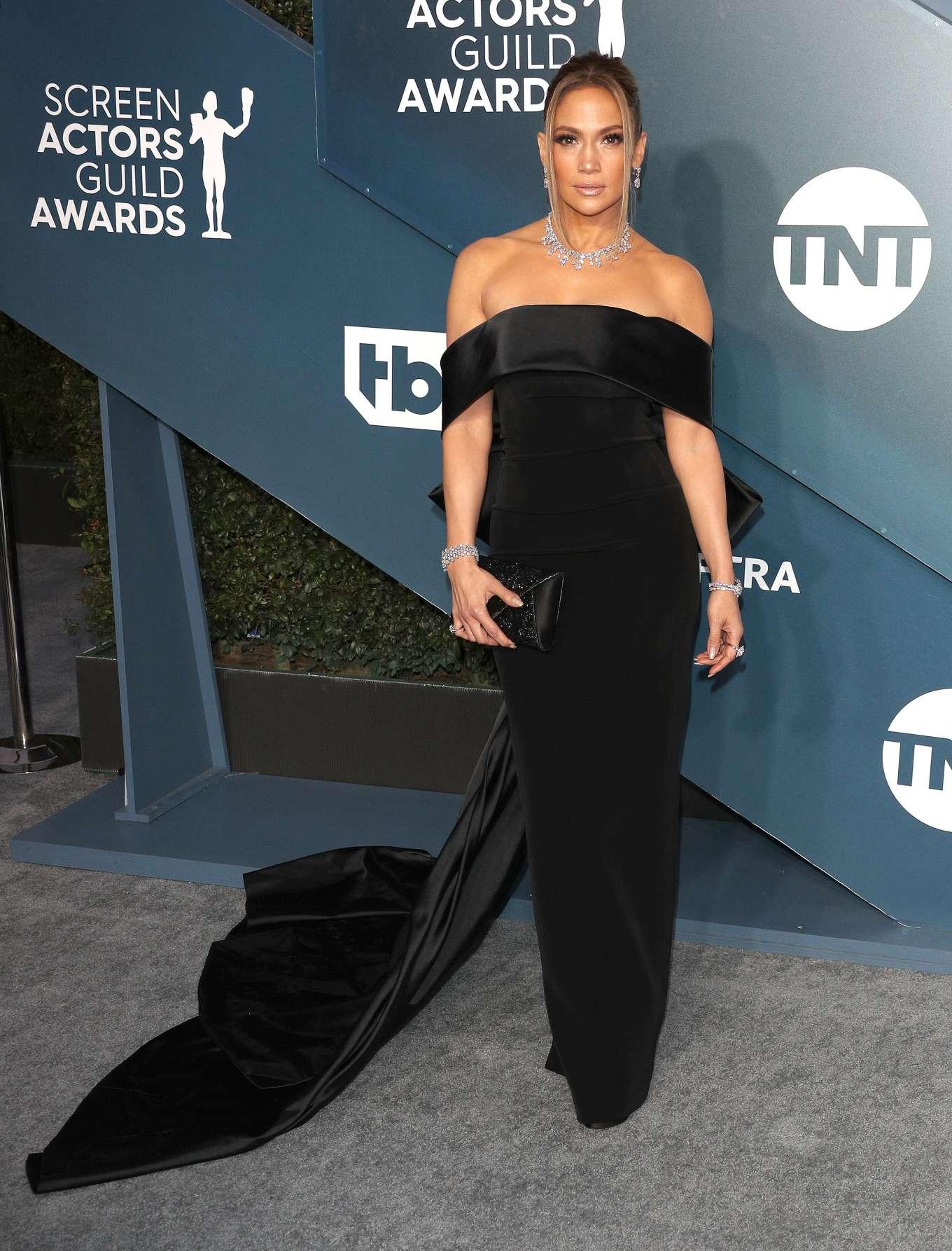 Jennifer Lopez 2020 : Jennifer Lopez – 2020 Screen Actors Guild Awards-25