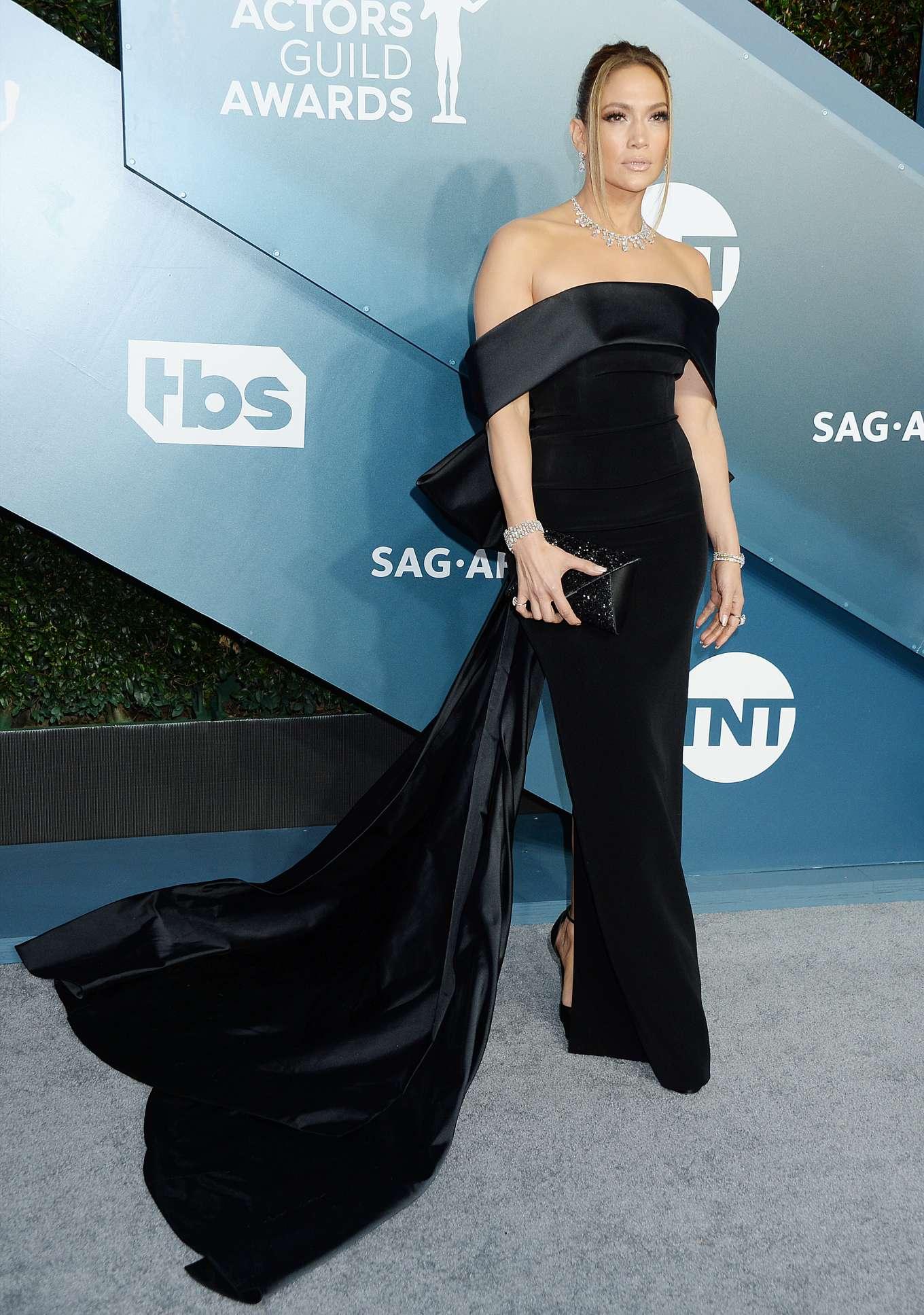 Jennifer Lopez 2020 : Jennifer Lopez – 2020 Screen Actors Guild Awards-26