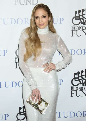 Jennifer Lopez - 33nd Annual Great Sports Legends Dinner in New York