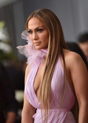 Jennifer Lopez - 59th GRAMMY Awards in Los Angeles  Jennifer Lopez
