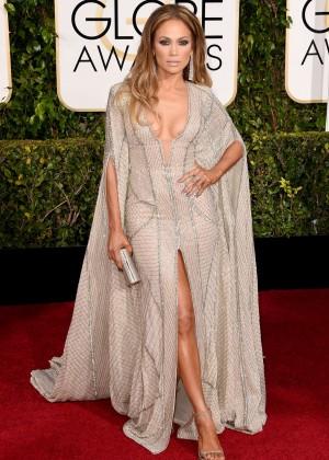 Jennifer Lopez - 2015 Golden Globe Awards in Beverly Hills