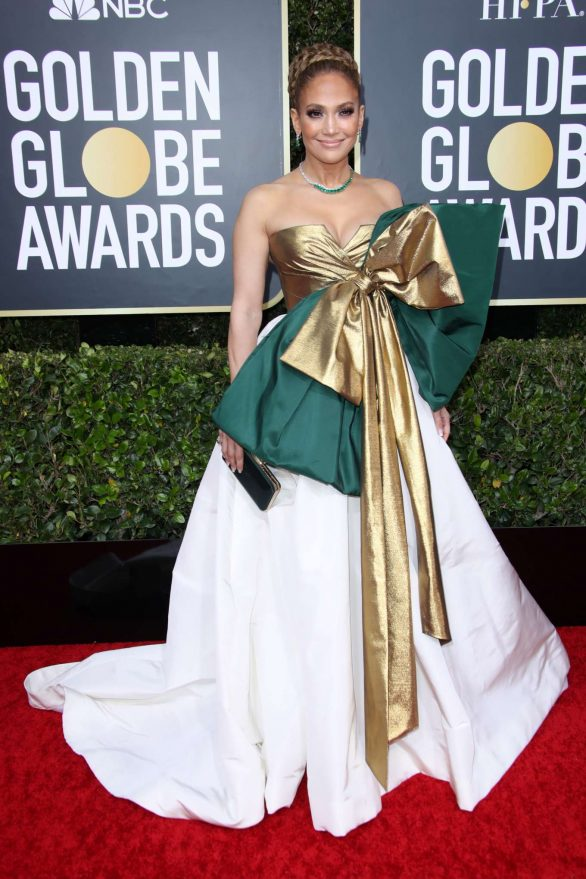 Jennifer Lopez - 2020 Golden Globe Awards in Beverly Hills
