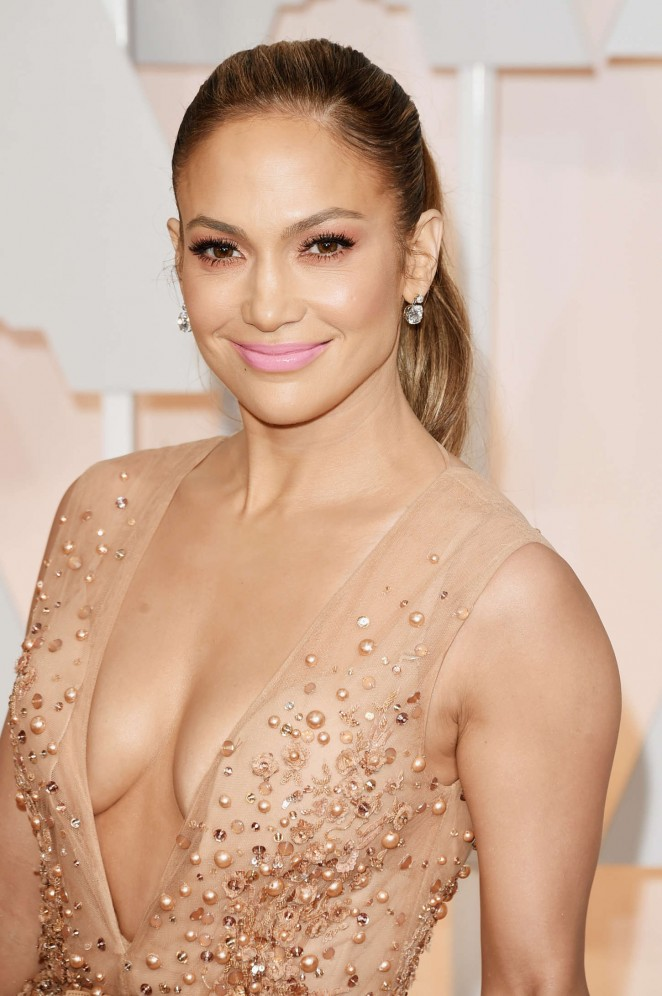Jennifer Lopez - 2015 Academy Awards in Hollywood