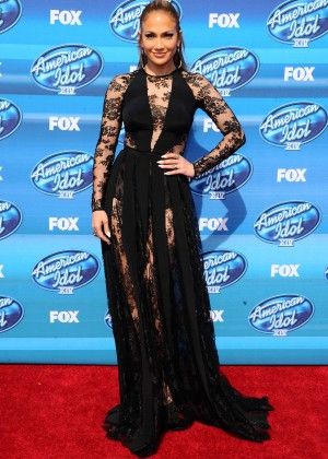 Jennifer Lopez - 'American Idol' Season XIV Finale in LA