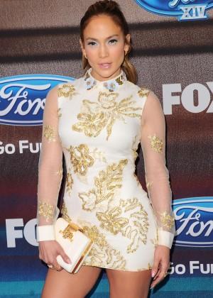 Jennifer Lopez - 'American Idol XIV' Finalist Party in Los Angeles