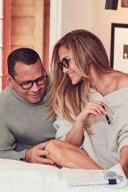 Jennifer Lopez and Alex Rodriguez - 'Quay' Photoshoot