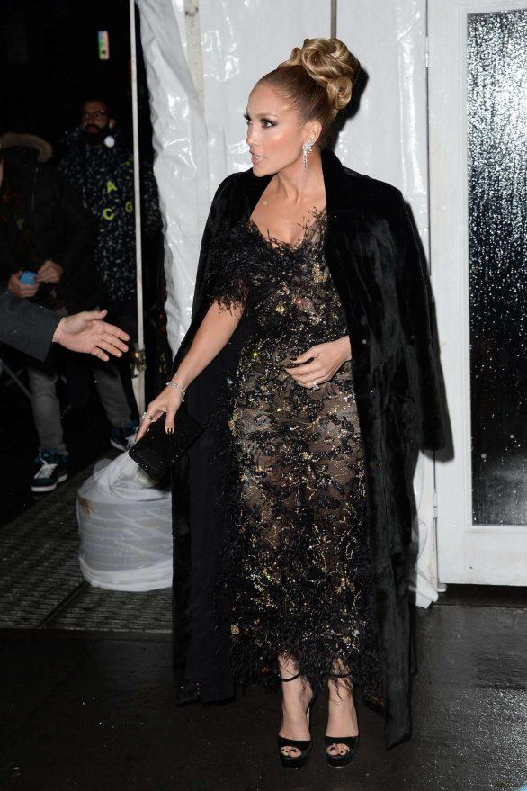 Jennifer Lopez 2019 : Jennifer Lopez – Arrives at the 29th Annual IFP Gotham Awards-13