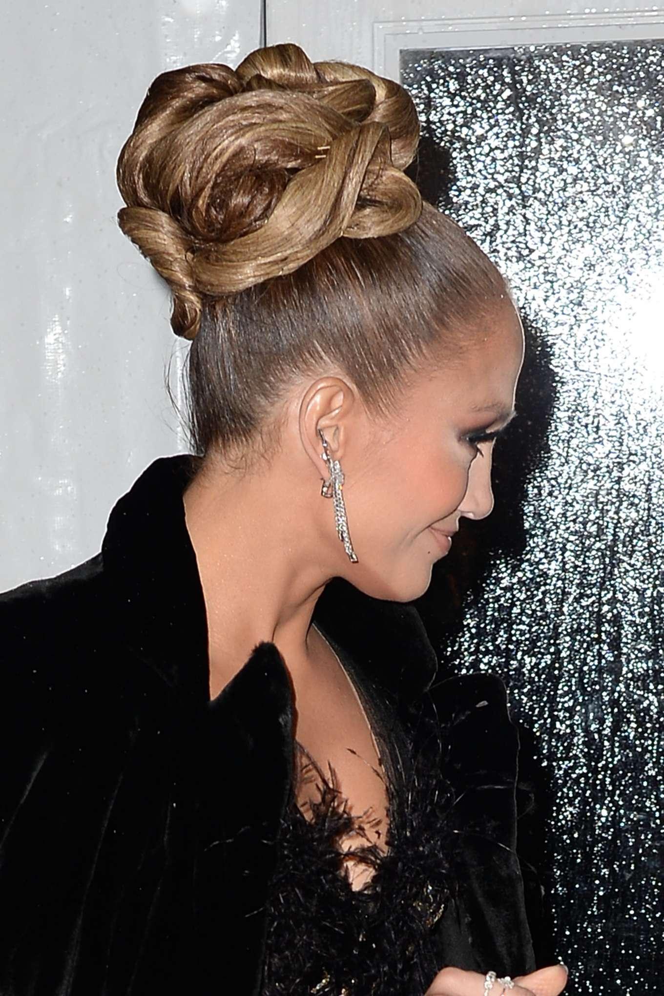 Jennifer Lopez 2019 : Jennifer Lopez – Arrives at the 29th Annual IFP Gotham Awards-14