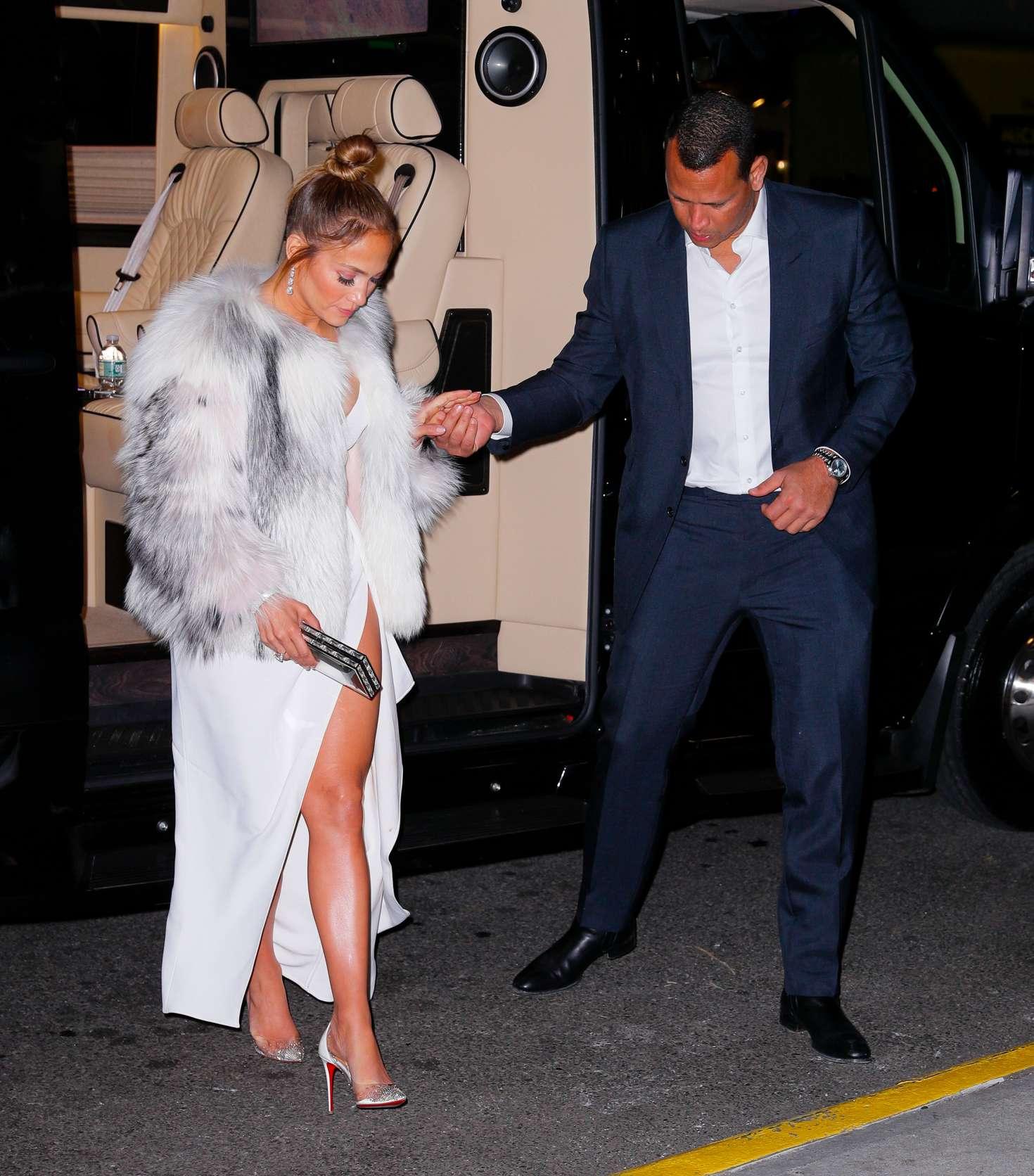 Jennifer Lopez 2018 : Jennifer Lopez: Arrives for Second Act After Party -01
