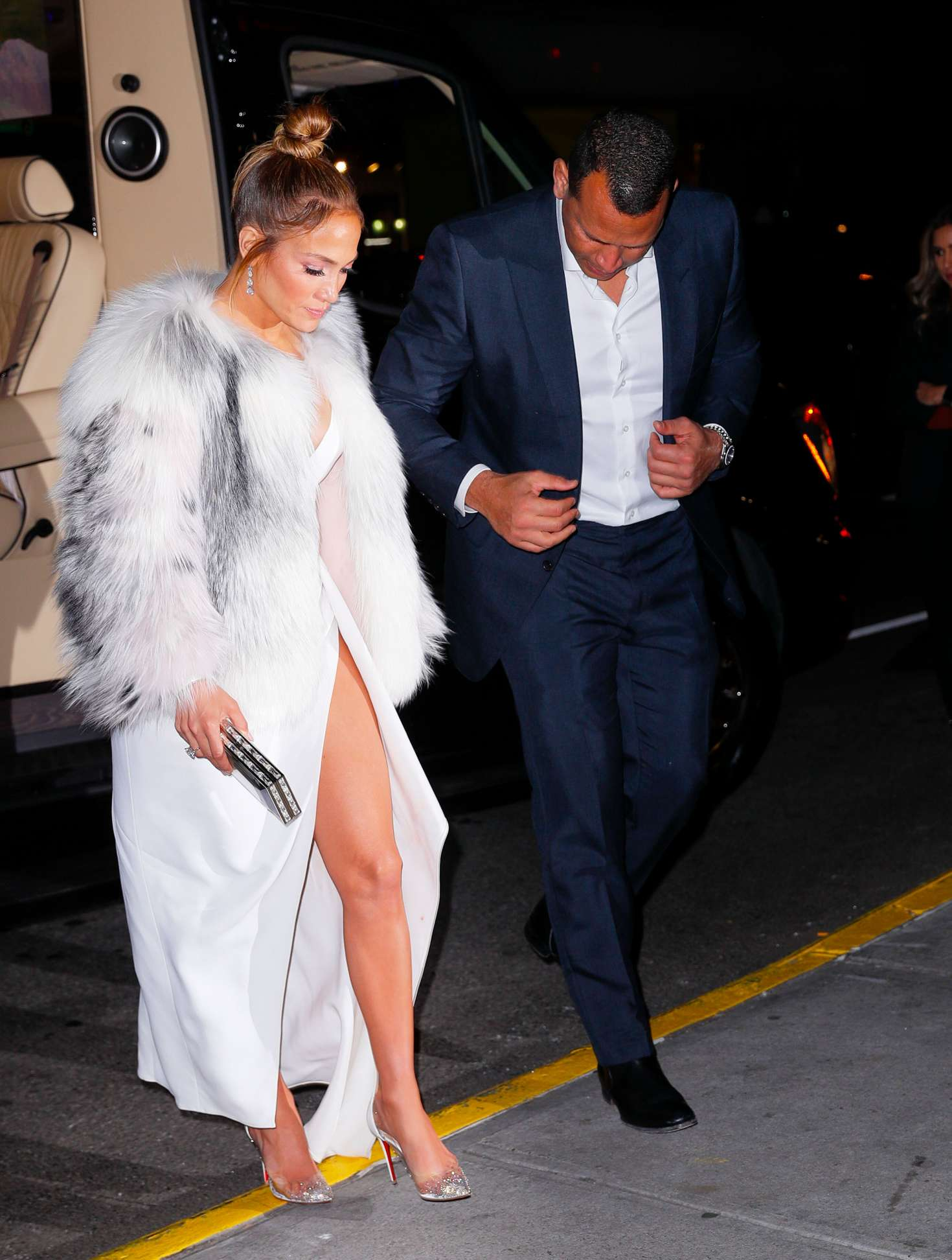 Jennifer Lopez 2018 : Jennifer Lopez: Arrives for Second Act After Party -05