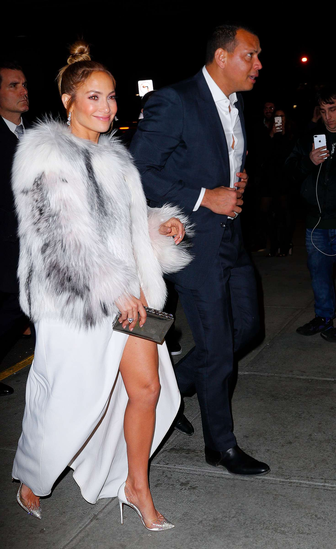 Jennifer Lopez 2018 : Jennifer Lopez: Arrives for Second Act After Party -06