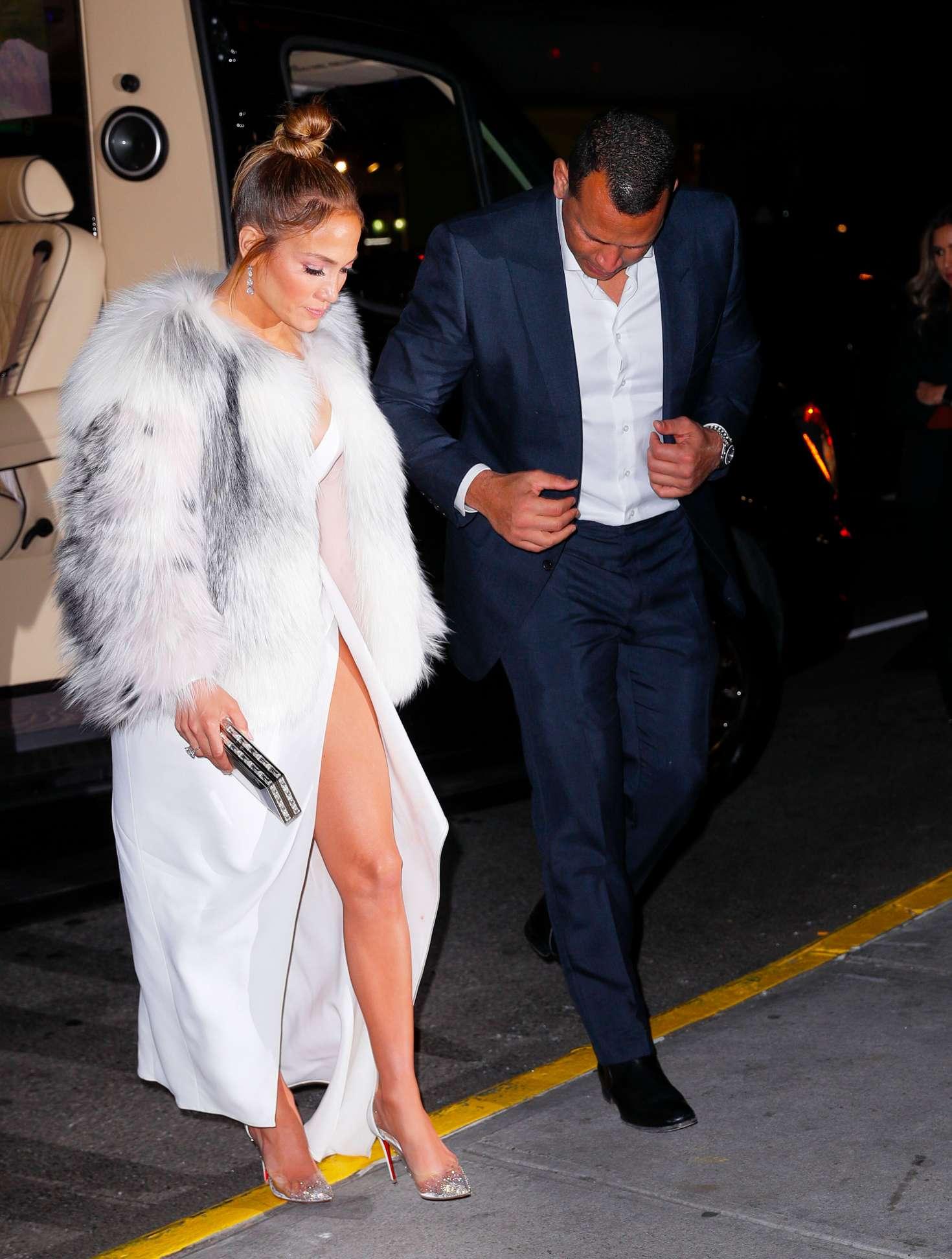 Jennifer Lopez 2018 : Jennifer Lopez: Arrives for Second Act After Party -11