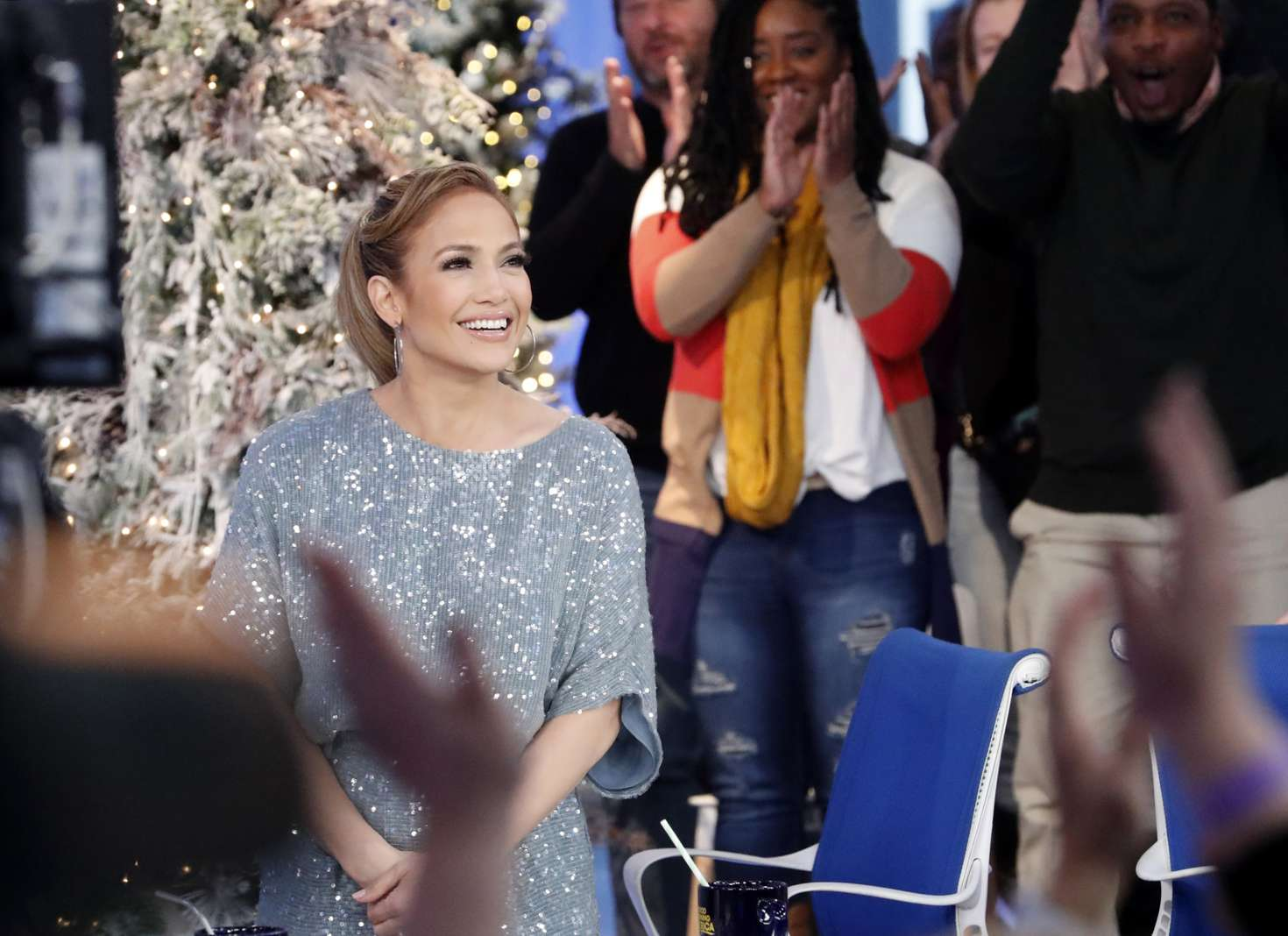 Jennifer Lopez 2018 : Jennifer Lopez at Good Morning America -03
