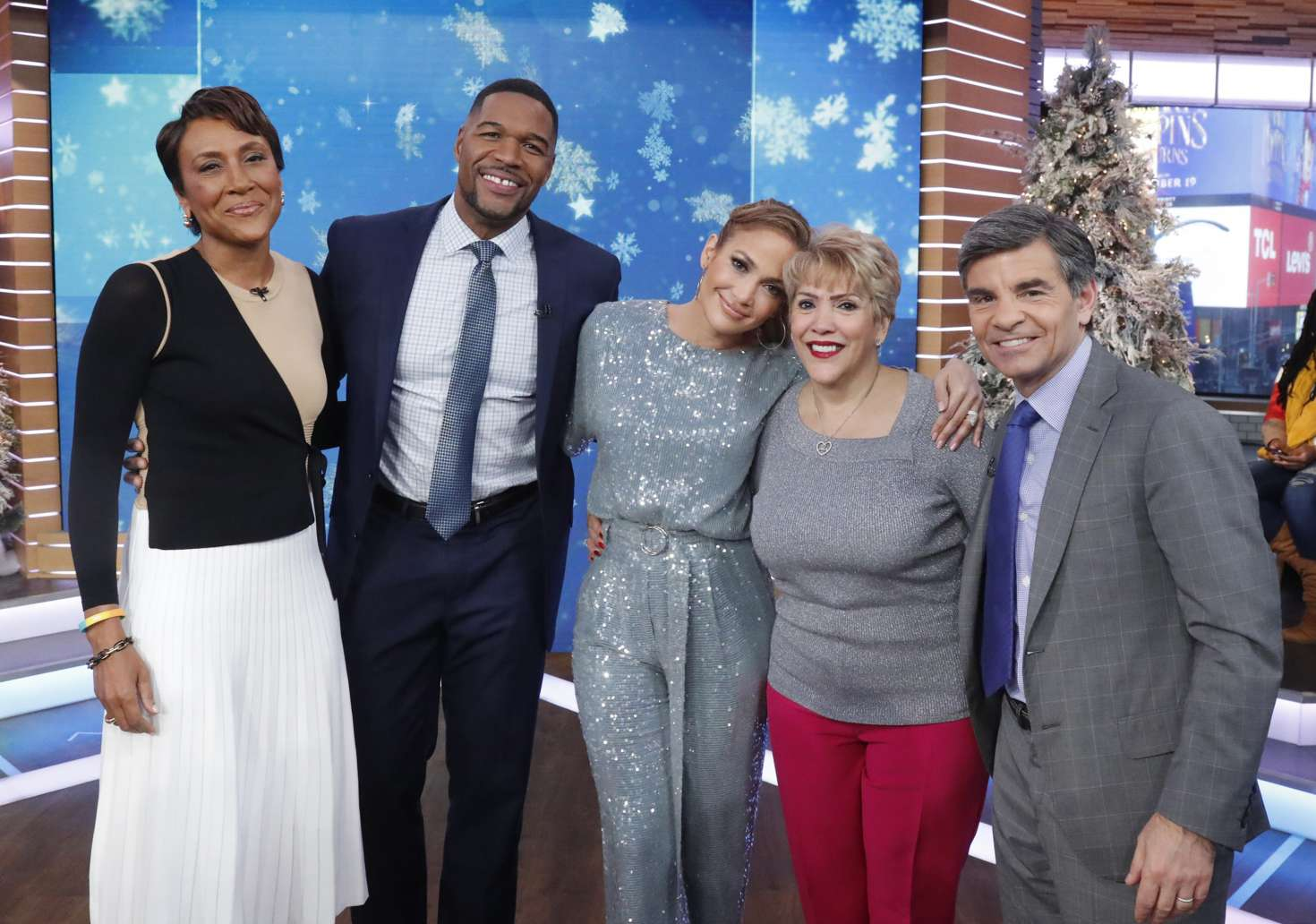 Jennifer Lopez 2018 : Jennifer Lopez at Good Morning America -04