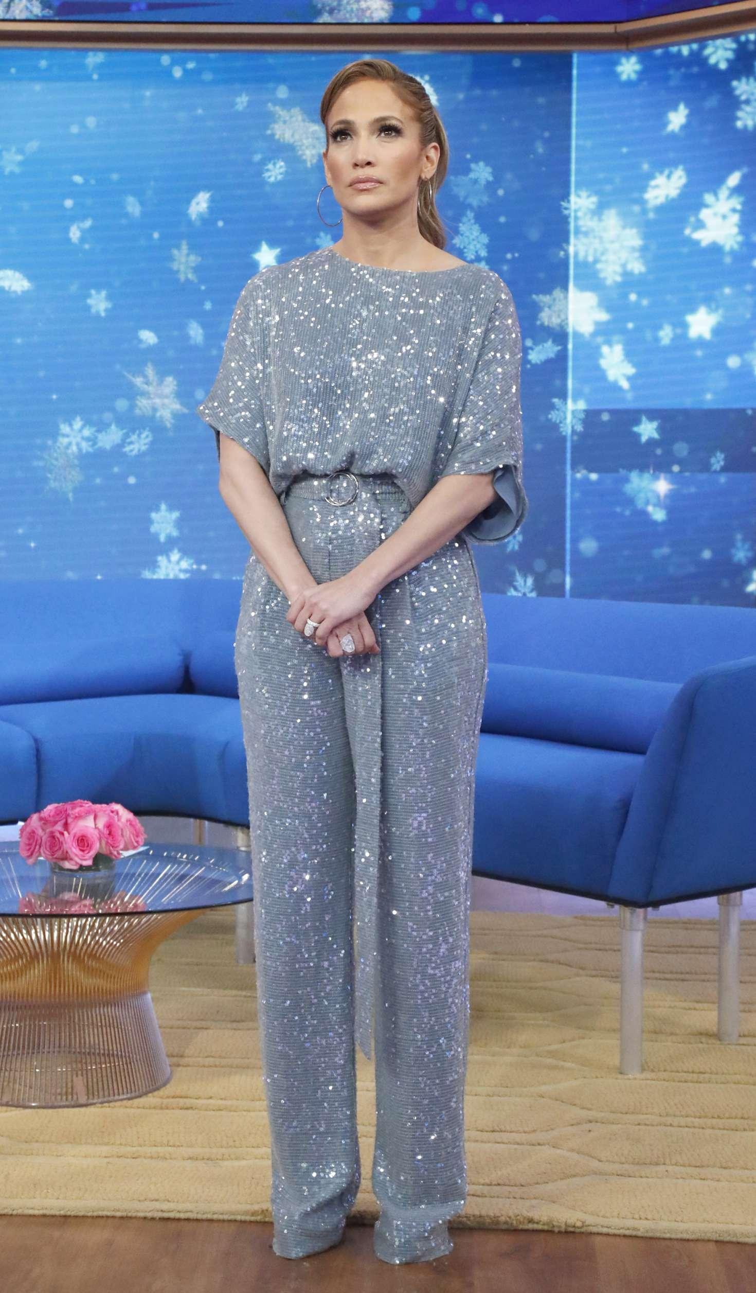 Jennifer Lopez 2018 : Jennifer Lopez at Good Morning America -06
