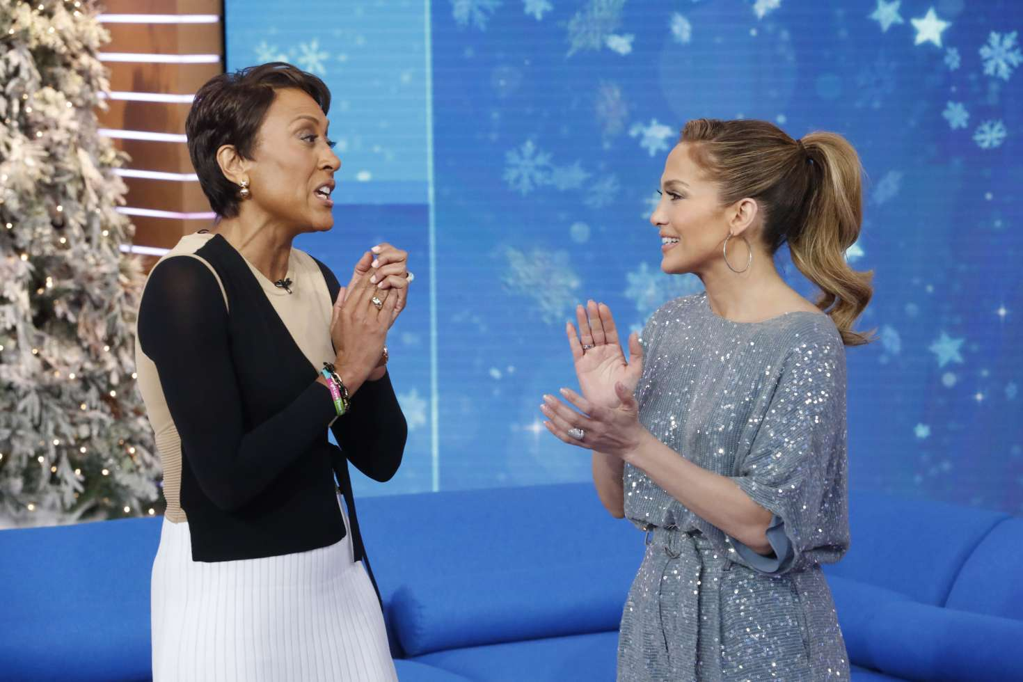 Jennifer Lopez 2018 : Jennifer Lopez at Good Morning America -11