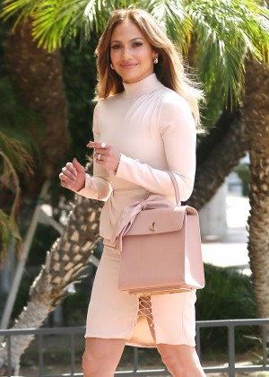 Jennifer Lopez at SAG-AFTRA Foundation Conversation for Shades Of Blue in LA