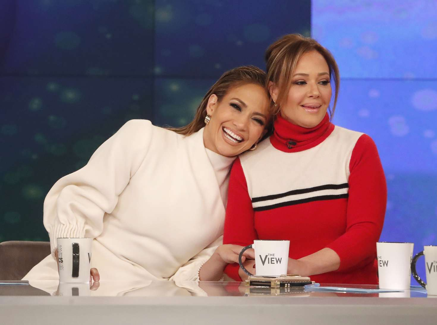 Jennifer Lopez 2018 : Jennifer Lopez at The View -06