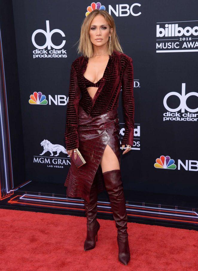 Jennifer Lopez - Billboard Music Awards 2018 in Las Vegas