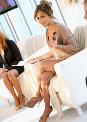Jennifer Lopez: BodyLab Launch Event in Santa Monica