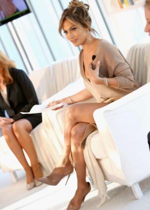 Jennifer Lopez: BodyLab Launch Event in Santa Monica
