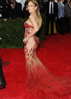 Jennifer Lopez - 2015 Costume Institute Gala in NYC