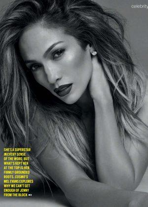 Jennifer Lopez: Cosmopolitan Australia 2016 -02