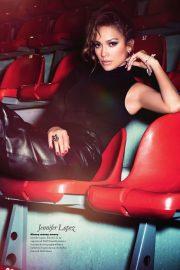 Jennifer Lopez - Elle Italy Magazine (October 2019)