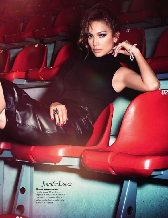 Jennifer Lopez - Elle Italy Magazine (October 2019)