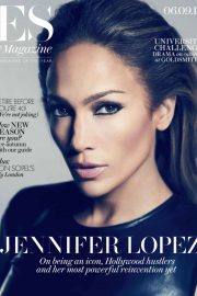 Jennifer Lopez - Evening Standard Magazine (September 2019)
